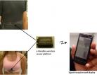 e-Bra Monitors Cardiac Signs