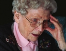 Distinguishing Alzheimer's from Normal Memory Loss
