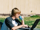 Most Young Teens Getting Daily Screen Time