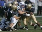 Concussions May Exact Long-Term Toll on Football Players