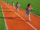 Young Track Athletes Running Into Injuries
