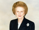 Iron Lady Margaret Thatcher has Died