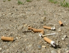 No More Piles of Cigarette Butts
