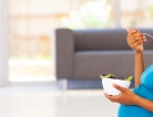Mother's Diet May Reduce Child's Allergies