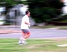 Running in Twenties Kept Brain Sharp Later