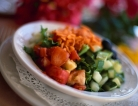 Meatless Diet May Lower Blood Pressure