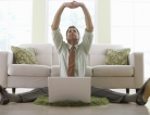 Sitting Time Linked to Kidney Disease